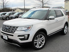 Used 2016 Ford Explorer Limited SUV in Taneytown, MD