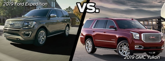 2019 Vs 2018 Ford Expedition