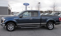 Used 2017 Ford F-150 XLT Truck SuperCab Styleside in Taneytown, MD