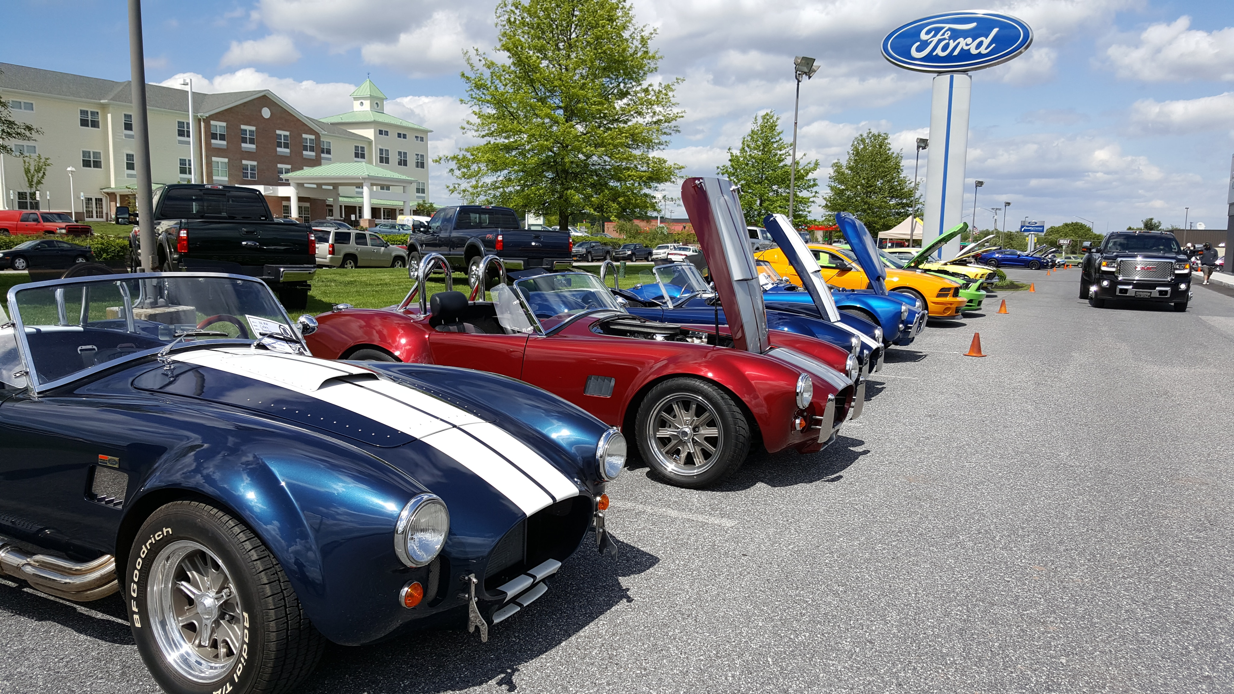 SAAC Group of Maryland\'s Annual Car Show at Crouse Ford