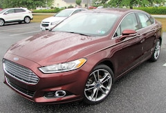 Used 2016 Ford Fusion Titanium Sedan in Taneytown, MD