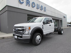 New 2020 Ford Chassis Cab F-450 XLT Commercial-truck near Westminster