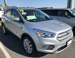 Certified 2018 Ford Escape Titanium SUV near Westminster