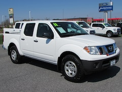 Used 2011 Nissan Frontier S Truck Crew Cab in Taneytown, MD