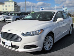 Certified 2015 Ford Fusion Hybrid SE Sedan near Westminster