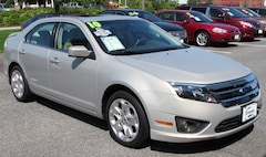 Used 2010 Ford Fusion SE Sedan in Taneytown, MD