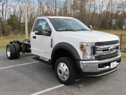 2019 Ford Chassis Cab F-550 XLT Commercial-truck