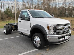 New 2019 Ford Chassis Cab F-550 XLT Commercial-truck near Westminster