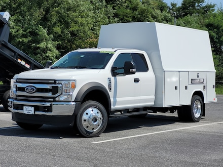 2020 Ford F-450 Chassis F-450 XLT Commercial-truck