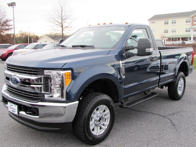 Used 2017 Ford F-250 XL Regular Cab Taneytown