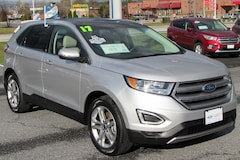 Certified 2017 Ford Edge Titanium SUV near Westminster