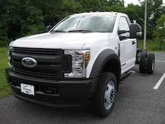 New 2019 Ford Chassis Cab F-550 XL Commercial-truck near Westminster