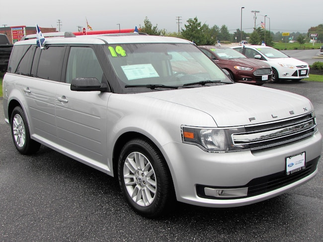 2014 Ford Flex SEL SUV