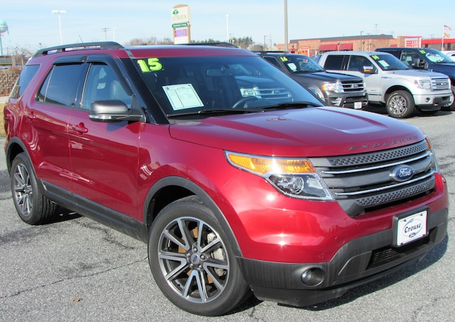 Used 2015 Ford Explorer XLT SUV Taneytown