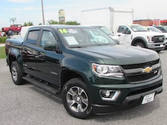 Used 2016 Chevrolet Colorado Z71 Truck Crew Cab Taneytown