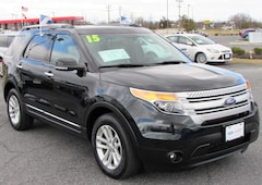 Certified 2015 Ford Explorer XLT SUV near Westminster