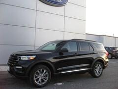 New 2020 Ford Explorer XLT SUV near Westminster