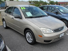 Used 2006 Ford Focus ZX4 SE Sedan in Taneytown, MD
