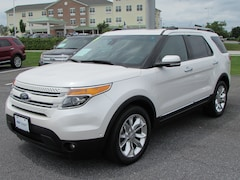 Used 2015 Ford Explorer Limited SUV in Taneytown, MD