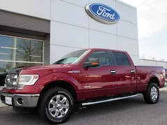 Certified 2014 Ford F-150 XLT Truck SuperCrew Cab near Westminster