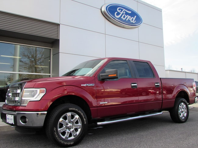 2014 Ford F-150 XLT Truck SuperCrew Cab