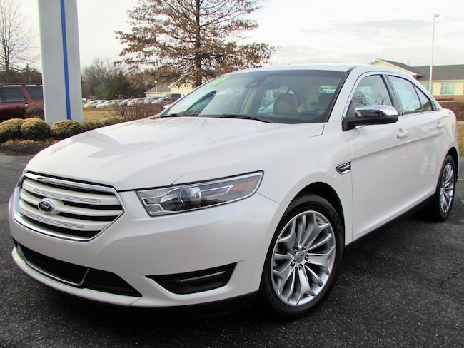 Used 2017 Ford Taurus Limited Sedan Taneytown