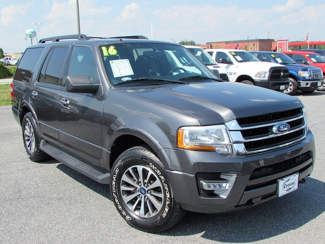Used 2016 Ford Expedition XLT SUV Taneytown