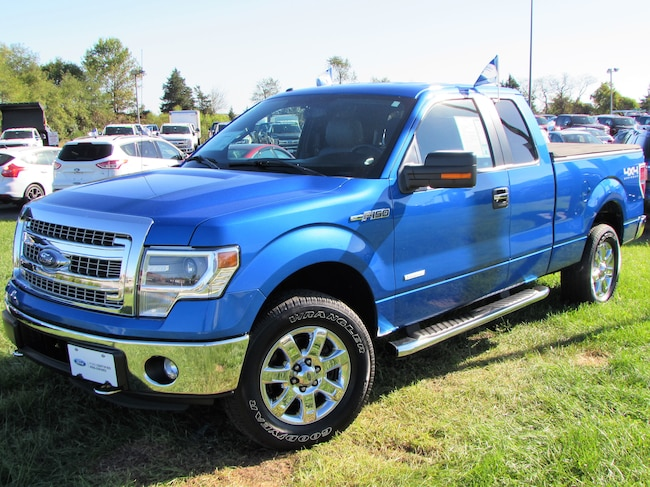 2014 Ford F-150 XLT Truck SuperCab Styleside