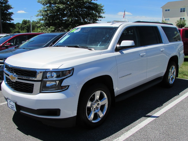 Used 2016 Chevrolet Suburban LT SUV Taneytown