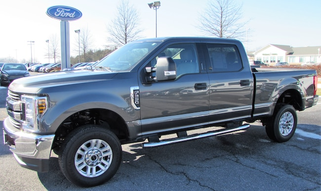 Used 2018 Ford F-250 XLT Truck Crew Cab Taneytown
