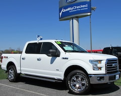 Certified 2016 Ford F-150 SuperCrew XLT Truck SuperCrew Cab near Westminster