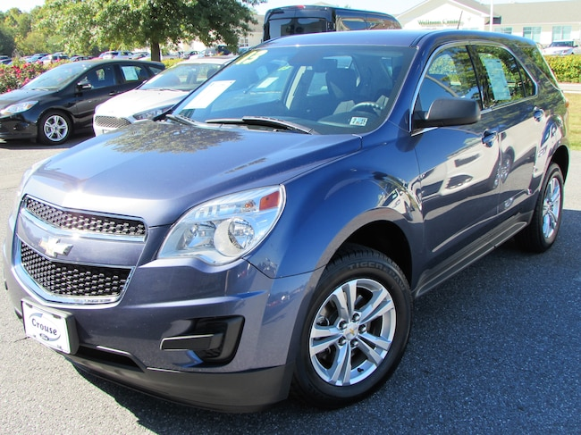Used 2013 Chevrolet Equinox LS SUV Taneytown