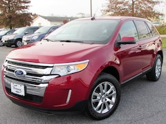 Used 2013 Ford Edge SEL AWD SUV in Taneytown, MD