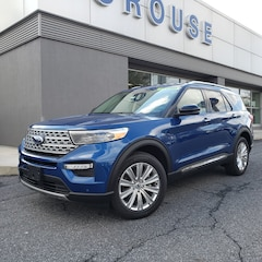 New 2020 Ford Explorer Limited SUV near Westminster