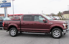 Used 2016 Ford F-150 SuperCrew LARIAT Truck Crew Cab in Taneytown, MD
