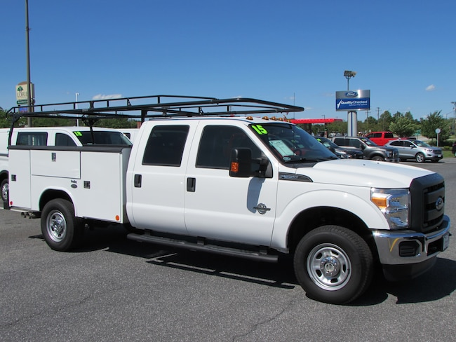 Used 2015 Ford F-350 Chassis XL Truck Crew Cab Taneytown