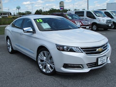 Used 2015 Chevrolet Impala LTZ w/2LZ Sedan Taneytown