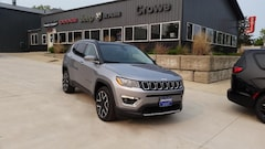 2019 Jeep Compass Limited 4WD Sport Utility