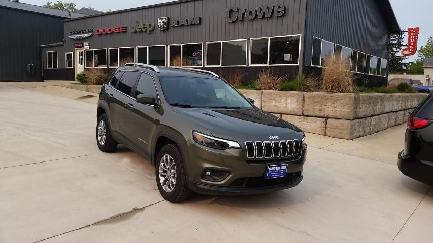 2019 Jeep Cherokee Latitude Plus 4WD Sport Utility