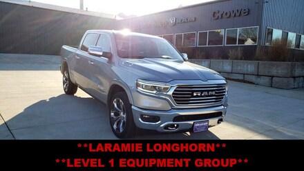 2019 Ram 1500 Laramie Longhorn Crew Cab 4WD Truck Crew Cab