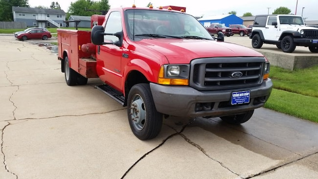 2000 Ford F-450 Chassis XL Truck Regular Cab
