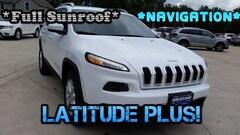 2018 Jeep Cherokee Latitude Plus 4x4 SUV