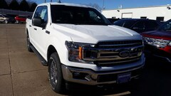 2019 Ford F-150 XLT SuperCrew 4WD Truck SuperCrew Cab