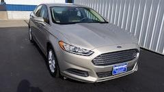 2016 Ford Fusion SE FWD Sedan