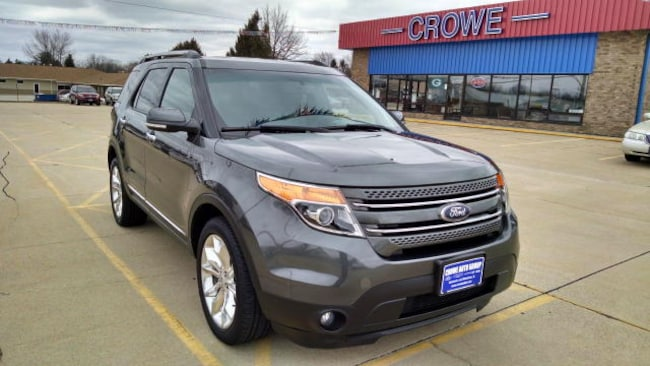 2015 Ford Explorer Limited SUV