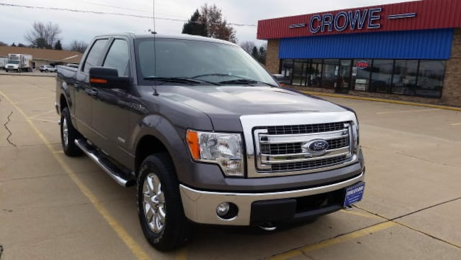 2013 Ford F-150 Base Crew Cab Short Bed Truck