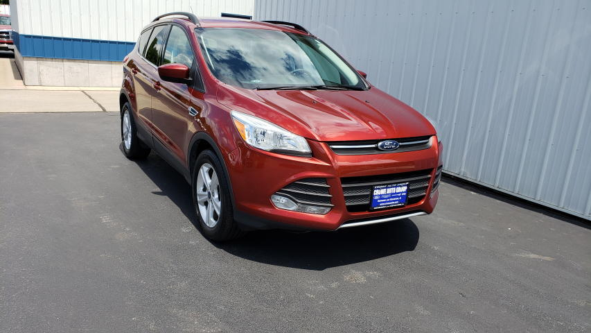 2016 Ford Escape SE FWD SUV