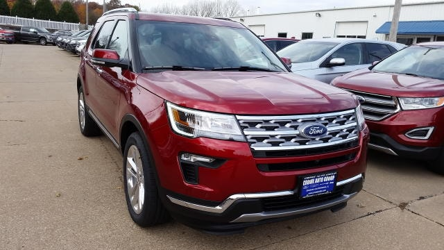 2019 Ford Explorer Limited 4WD SUV