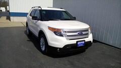 2013 Ford Explorer XLT 4WD SUV