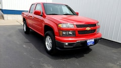 2012 Chevrolet Colorado LT Crew Cab 4WD Crew Cab Short Bed Truck